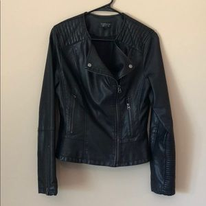 Top Shop Leather Jacket